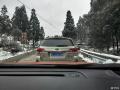 斯巴鲁车友联盟台州分会看雪景野餐记