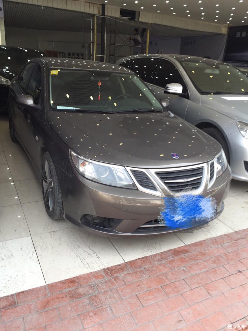 重庆卖台萨博93_二手车市场_二手车论坛_二手