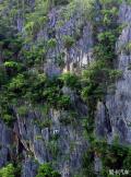 海南风情――三亚落笔洞和鹿回头风景!