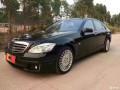 12年奔驰S600巴博斯黑色