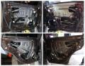 锱铢必较比亚迪S7汽车隔音改装俄罗斯STP
