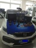 本田XRV音响改装,8音度DSP让音质效果更有品味!