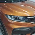 本田XRV车灯改装海拉5双光透镜飞利浦氙气灯改装案例图片