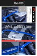 出售Q50S3.7CUSCO顶吧+阀门排气尾端