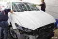 汽车专业改色贴膜深圳福特蒙迪欧车身改色贴膜|美国雅龙改色膜