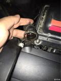 miniR551.6T发动机油气重,头疼!