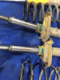 打包出售ST用B12避震和razo踏板