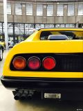 1974年日内瓦车展上法拉利的展示车!