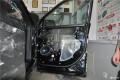 大连道声汽车音响改装福特撼探险者升级尼诺帕克N3.2