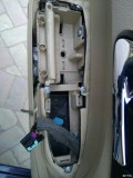 05款1.8T自己动手更换中控开关,玻璃升降开关
