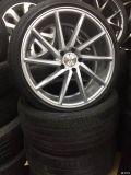 出自用20寸VossenCVT轮毂一套带胎