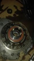 307自动变速箱漏油搞定AL4变速箱漏油