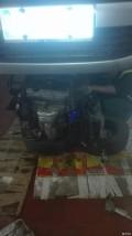 世嘉凯旋自动变速箱漏油al4变变速箱漏油