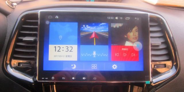 【爱卡逸动】2014款逸动自己动手安装安卓大屏导航作业