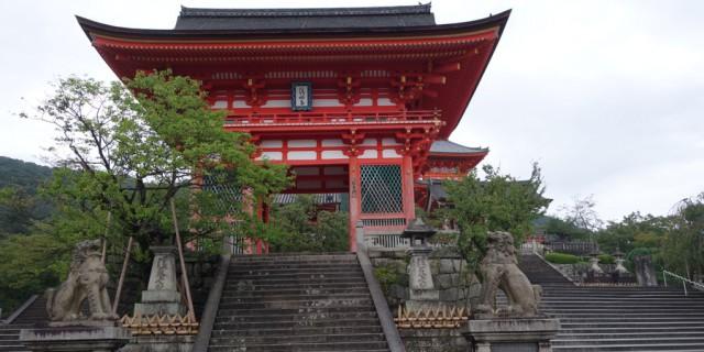 『寻找春天』日本清水寺