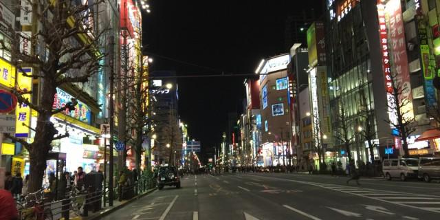日本游之东京大阪印象