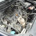八代雅阁保养换变速箱油,刹车油更换皮带