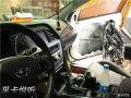 济南现代索纳塔9九汽车音响|改装美国哈曼JBL喇叭|大能隔音