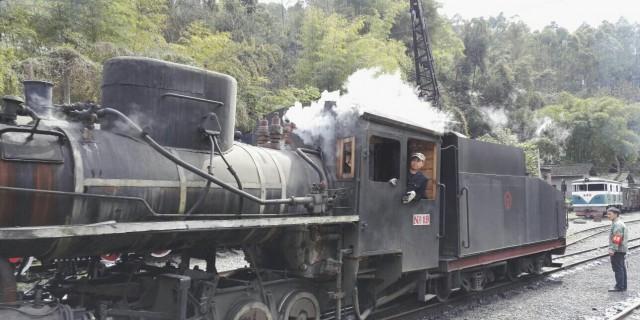嘉阳小火车一日游