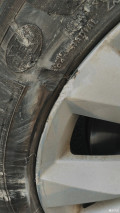 速派轮胎侧擦掉一块儿有危险吗