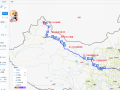 18天徐州环游新疆青海2万里独库、沙漠之美全于旅途  完整