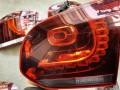 高尔夫R20原厂海拉LED樱桃红尾灯