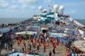 加勒比海游轮行