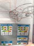 新汉四万公里自己动手更换空气空调格作业