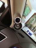 音乐之魂惠州现代ix25汽车音响改装洛克力量683