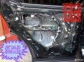 【温州左声道汽车音响改装】雷克萨斯RX450H全车隔音作业