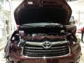 成都专业汽车灯光改装升级丰田汉兰达改氙气灯透镜改装氙气大灯
