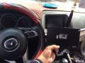 马自达CX-5汽车音响改装8音度X1SDSP