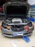 汽车改灯动力升级电动尾门锐志改装奥迪Q5双光透镜