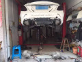 分享奔驰W205升级AOOAS可变阀门排气+AMG后唇