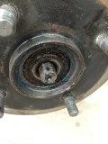 DIY更换后轮轴承。
