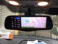 大众途观车主选择安装飞歌科视B800大屏智能后视镜效果实拍