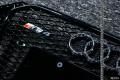 奥迪A4l原车中网换RS4轿跑蜂窝中网,高清大图!外貌协会。