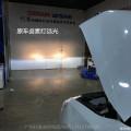 广州汽车灯光改装,混合动力版凯美瑞改灯,广州行者专业改灯店