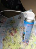 洗洗更健康--标致307空调深度清洗作业