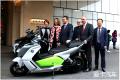 宝马电动摩托车Cevolution正式交付成都天府新区