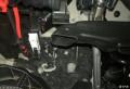 途观L油门和刹车踏板上方有挡板吗?