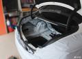 泉州奔驰C200音响改装全车隔音与尼诺帕克三分频