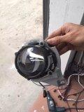 【光速车改】深圳改灯老款凯美瑞改装进口海拉6双光透镜