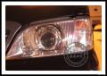 成都别克GL8改灯车灯改装原装Q5海拉透镜欧司朗氙气灯总成