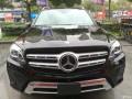 自贸区17款美规奔驰GLS450高功率版黑色现车带雷达测距