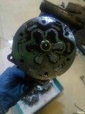 307空调压缩机非暴力拆解