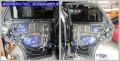 雷克萨斯RX270音响升级丹拿三分频喇叭――极致效果!