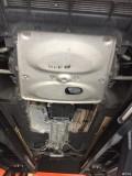搭载黄金板钛合金iPE友人的宝马F82M4排气显得特范儿