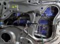 贵港汽车音响改装之奥德赛改装全车隔音-世界更加安静