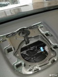 深圳海外海宝马X6汽车音响改装BO中置喇叭